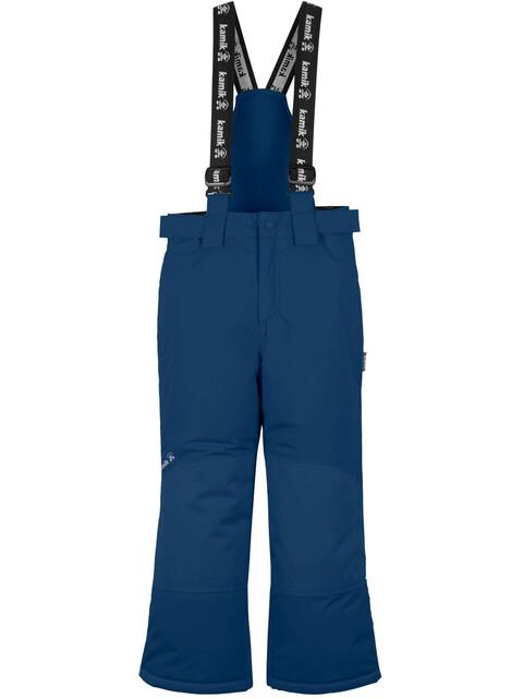 Kamik Harper Spodnie długie Dzieci niebieski